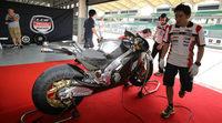 Jack Miller finaliza el test en Sepang con la RC213V-RS