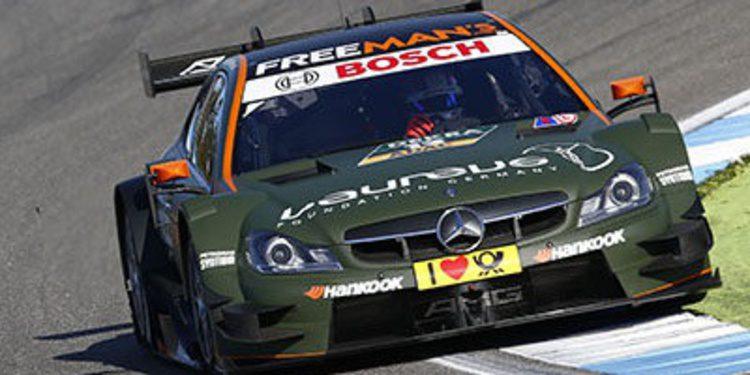 Mercedes confirma ocho coches en el DTM en 2015