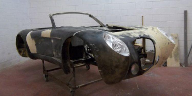 Gregis Automobili presenta el proyecto Miranda Roadster