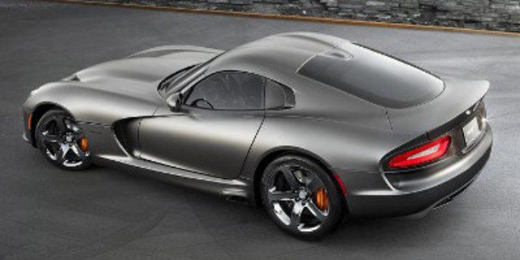 El SRT Dodge Viper repunta ventas con los descuentos