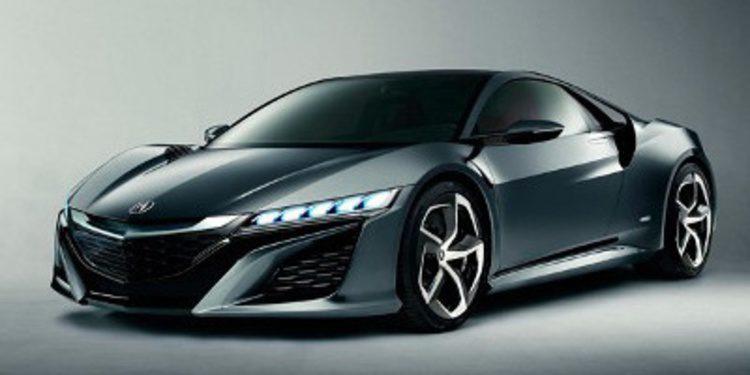 El aún inédito Honda NSX se agota en Reino Unido