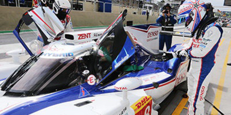 Directo de la carrera del WEC 2014 en Brasil - Motor y Racing