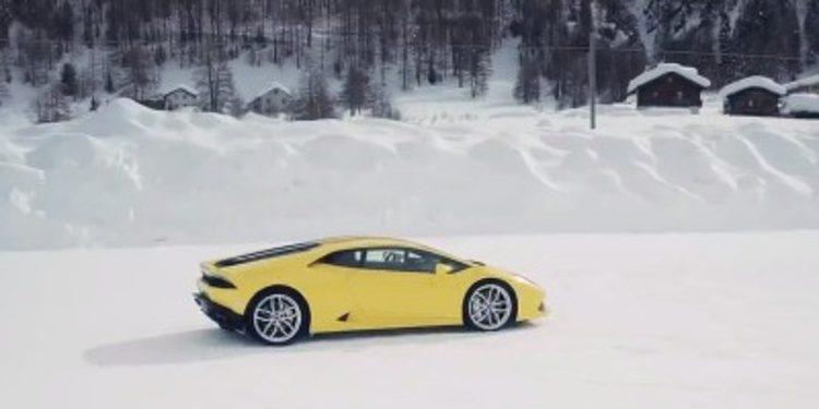 Lamborghini lanza la Winter Accademia