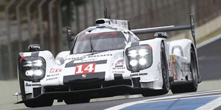 Porsche gana en Brasil, Toyota Campeón del WEC