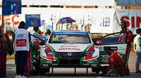 Tiago Monteiro se prepara para 2015 en Motorland