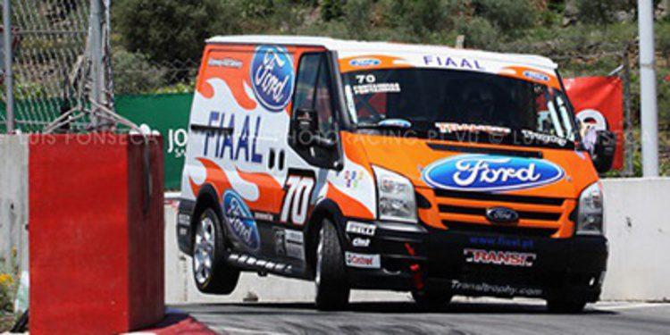 Monteiro feliz de competir en Portugal de nuevo