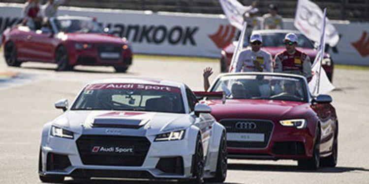 Numerosas solicitudes para la Copa Audi Sport TT