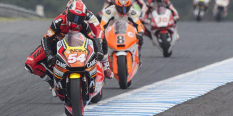 Honda y ExternPro seguirán con los motores de Moto2