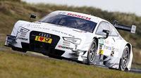 Audi prueba nuevos pilotos en Jerez