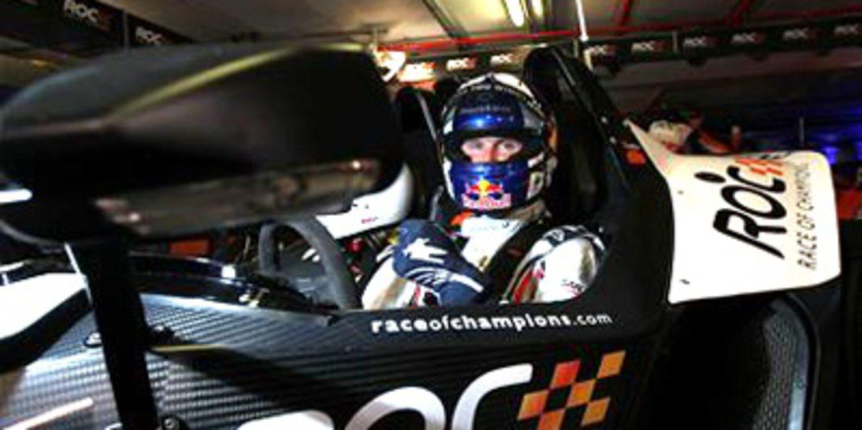 David Coulthard no falla y acude al Race of Champions