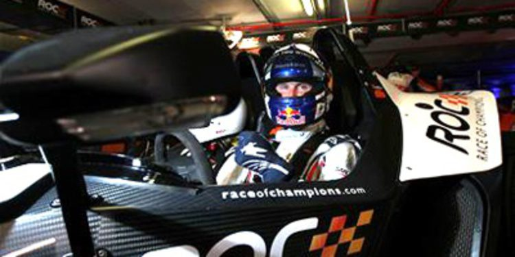 David Coulthard no falla y acude al Race of Champions