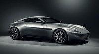 El Aston Martin DB10 de James Bond en 'Spectre', la nueva película de 007