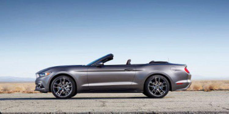 Llamada a revisión para los Ford Mustang 2.3 EcoBoost