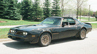 """A la venta el Pontiac Trans Am """"Bandit"""" de Burt Reynolds"""