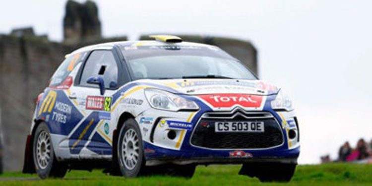 Alastair Fisher y Armin Kremer a por el WRC2 2015