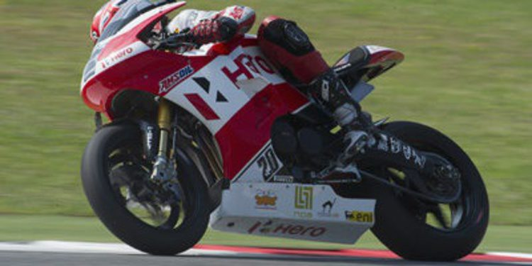 EBR Racing con Canepa y Pegram en el World SBK 2015