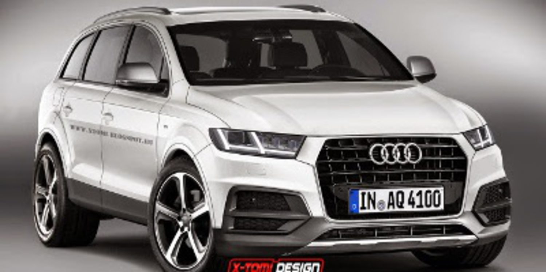 Nuevos detalles sobre el futuro Audi Q7