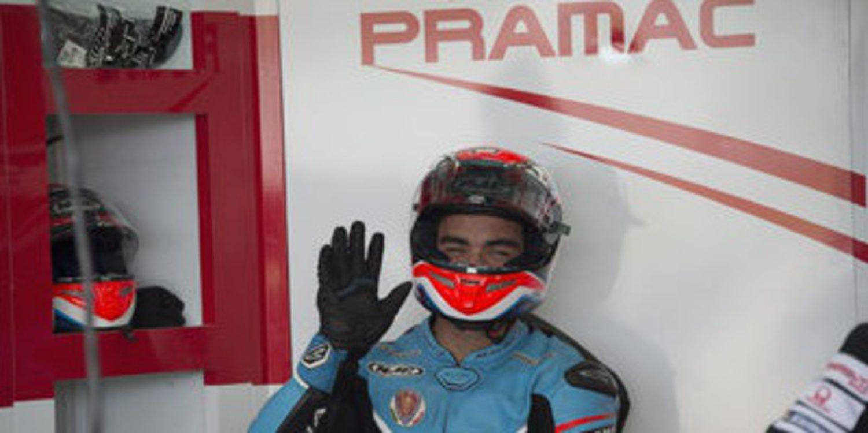 Danilo Petrucci feliz de regresar al seno de Ducati