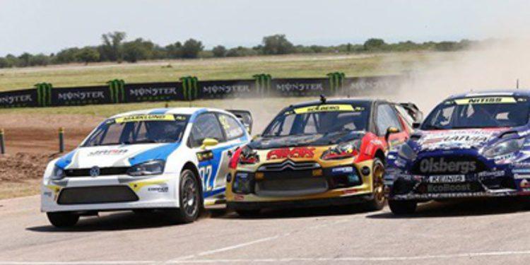 Así queda el Mundial de Rallycross tras la cita en Argentina