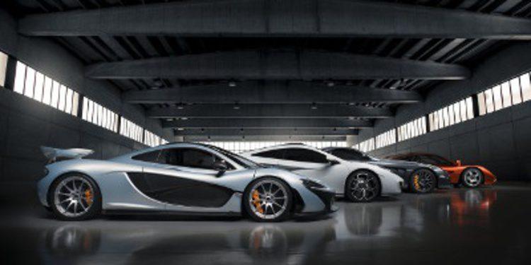 McLaren estructura su oferta de personalización
