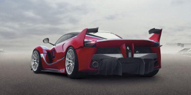 Los números del Ferrari FXX K, versión XX del LaFerrari