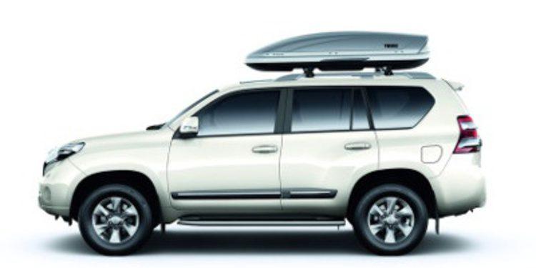 Toyota modifica la gama del todoterreno Land Cruiser
