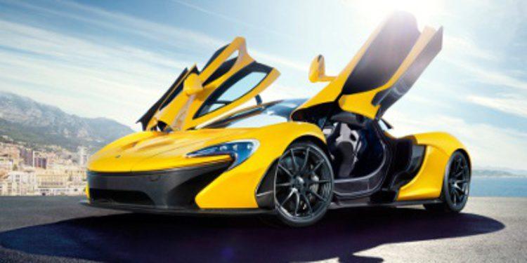 McLaren podría fabricar 20 nuevos P1 en carbono visto