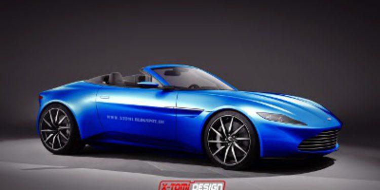 Versiones imposibles del Aston Martin DB10