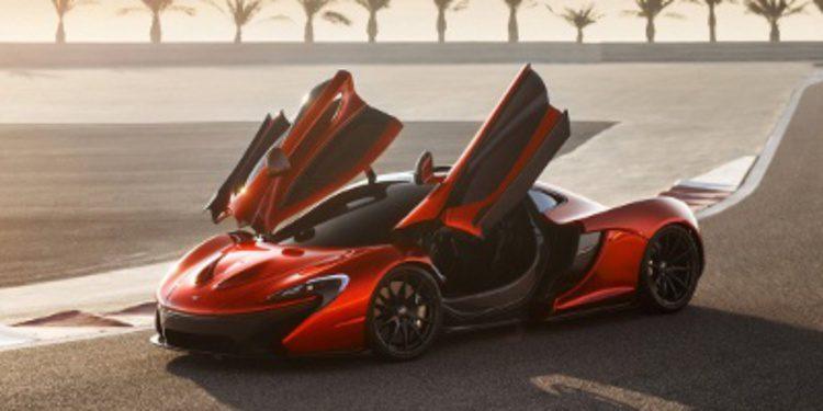Los 20 McLaren P1 acabado en carbono vendidos