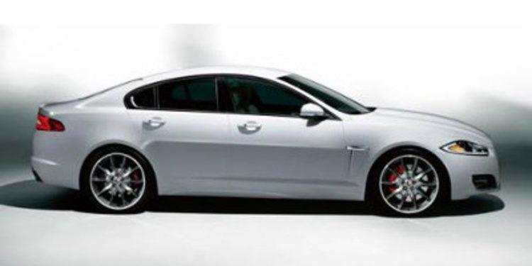 Jaguar podría presentar el nuevo XF en abril de 2015