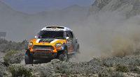 Mini renueva el proyecto de X-Raid en el Dakar para 2016 y 2017
