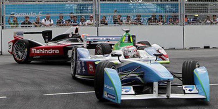 Jean Eric Vergne estará en Punta del Este con el equipo Andretti