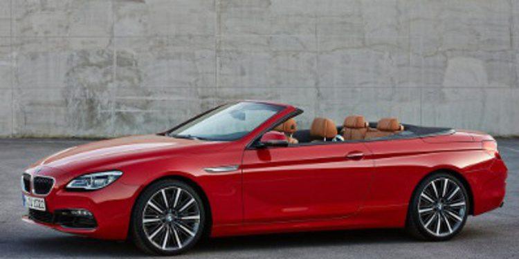 Nueva Serie 6 de BMW con leves cambios estéticos