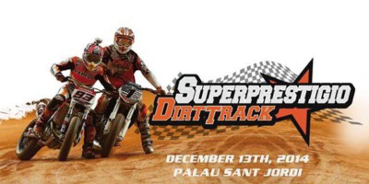 Llega la edición de 2014 del Superprestigio Dirt Track