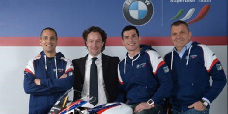 Sylvain Barrier seguirá con BMW Motorrad Italia