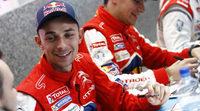 Citroën dobla esfuerzos en el joven Stéphane Lefebvre