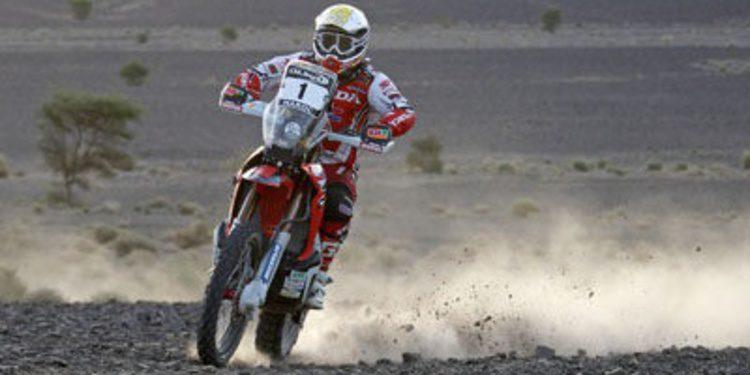 La nueva Honda CRF450 Rally para ganar el Dakar
