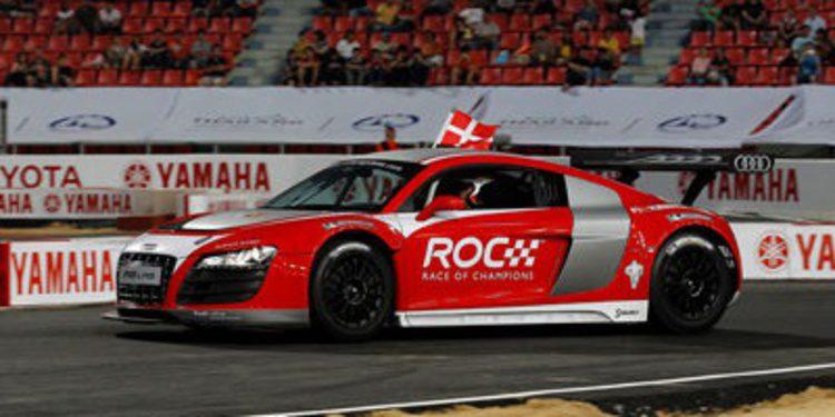 La Race of Champions 2014 vuelve con más fuerza en Barbados