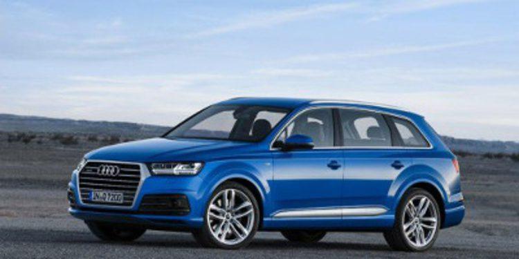 Se filtran las primeras imágenes del nuevo Audi Q7
