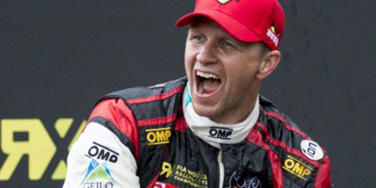 ¿Veremos a Petter Solberg en el WRC en 2015?