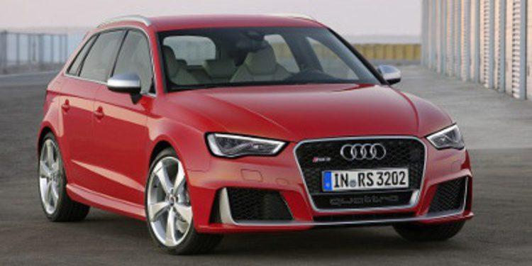 Audi presenta el RS3 Sportback con 367 caballos