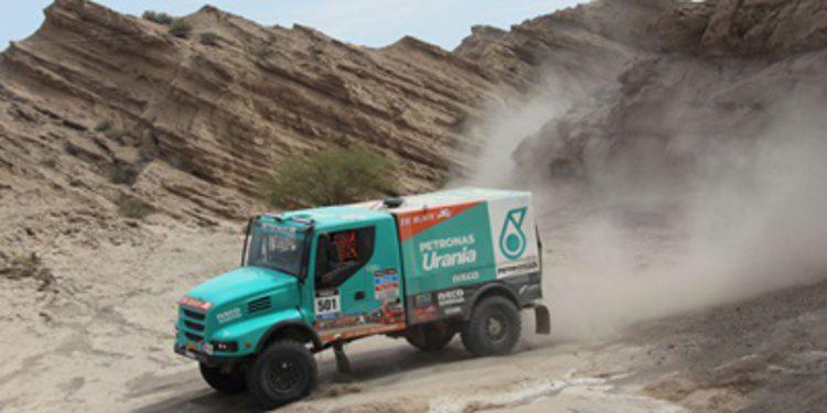 De Rooy Iveco, alternativa a Kamaz para el Dakar 2015