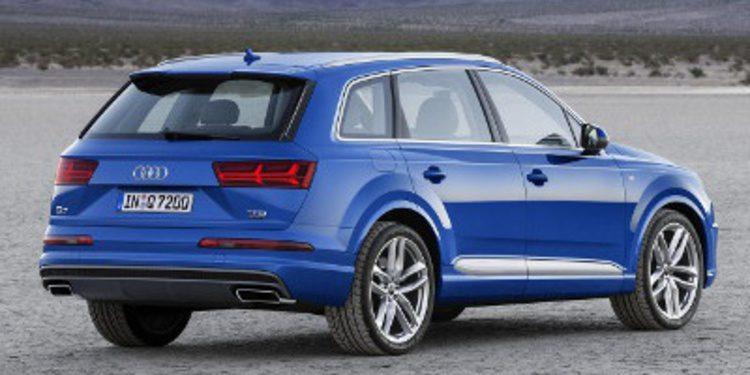 Presentación oficial del nuevo Audi Q7