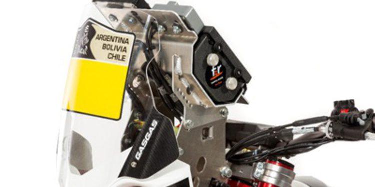 Gas Gas presenta la EC 450 Raid para el Dakar 2015