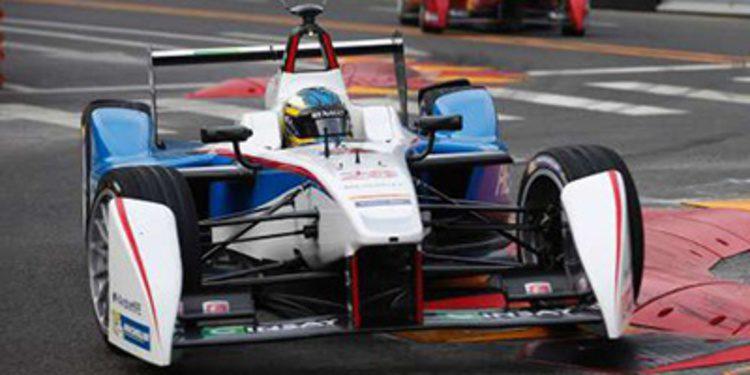 Matthew Brabham con Andretti en Punta del Este