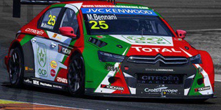 Mehdi Bennani firma con Sebastien Loeb Racing
