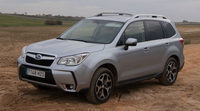 Subaru Forester 2.0D al máximo detalle