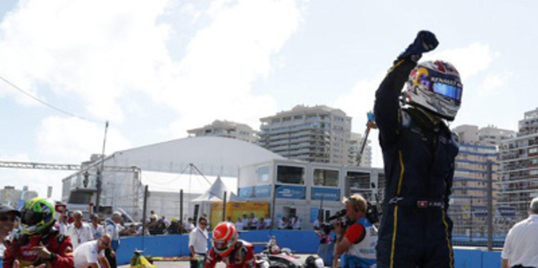Sebastien Buemi gana el ePrix de Punta Del Este