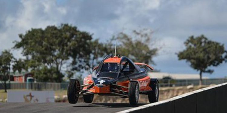 David Coulthard gana la Race of Champions 2014 en Barbados