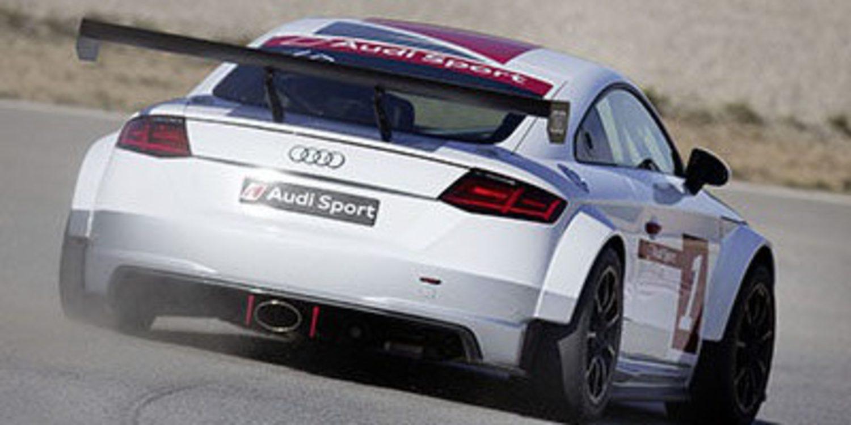 La Copa Audi Sport TT tendrá seis citas